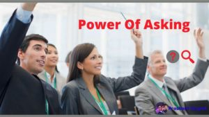 Power Of Asking - Prashant Singhal