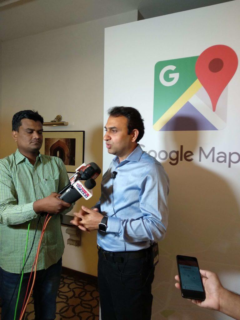 Google Maps Press Conference in Jaipur June 2018 (1)