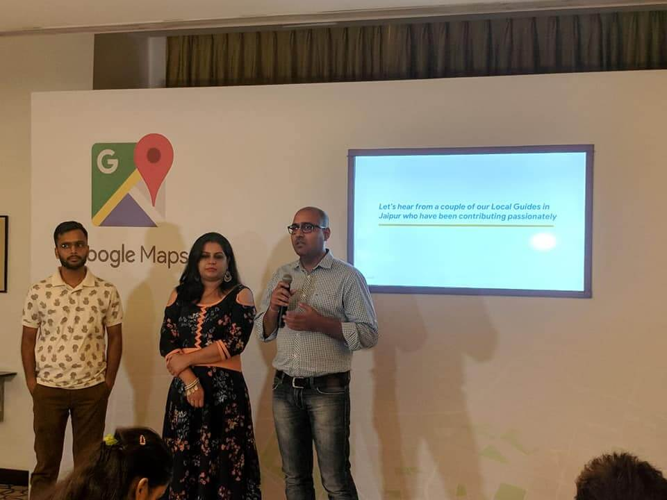 Google Maps Press Conference in Jaipur June 2018 (4)