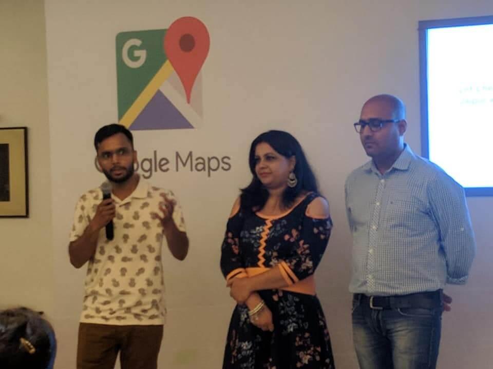 Google Maps Press Conference in Jaipur June 2018 (5)